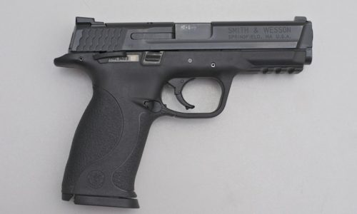 Prova Smith & Wesson M&P9