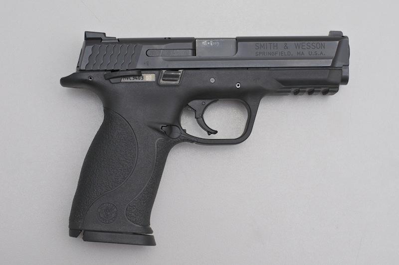 Prova Smith & Wesson M&P9