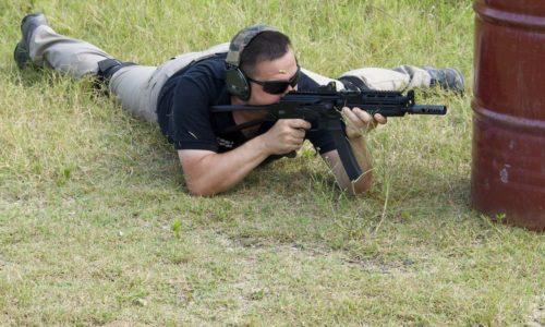 Prova Kalashnikov Saiga 9