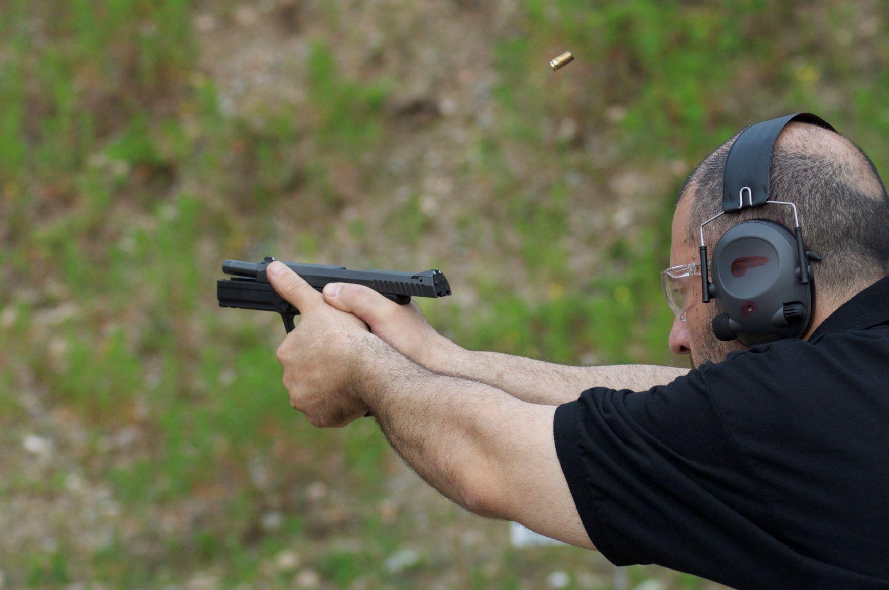 Prova Steyr L9-A1 9mm