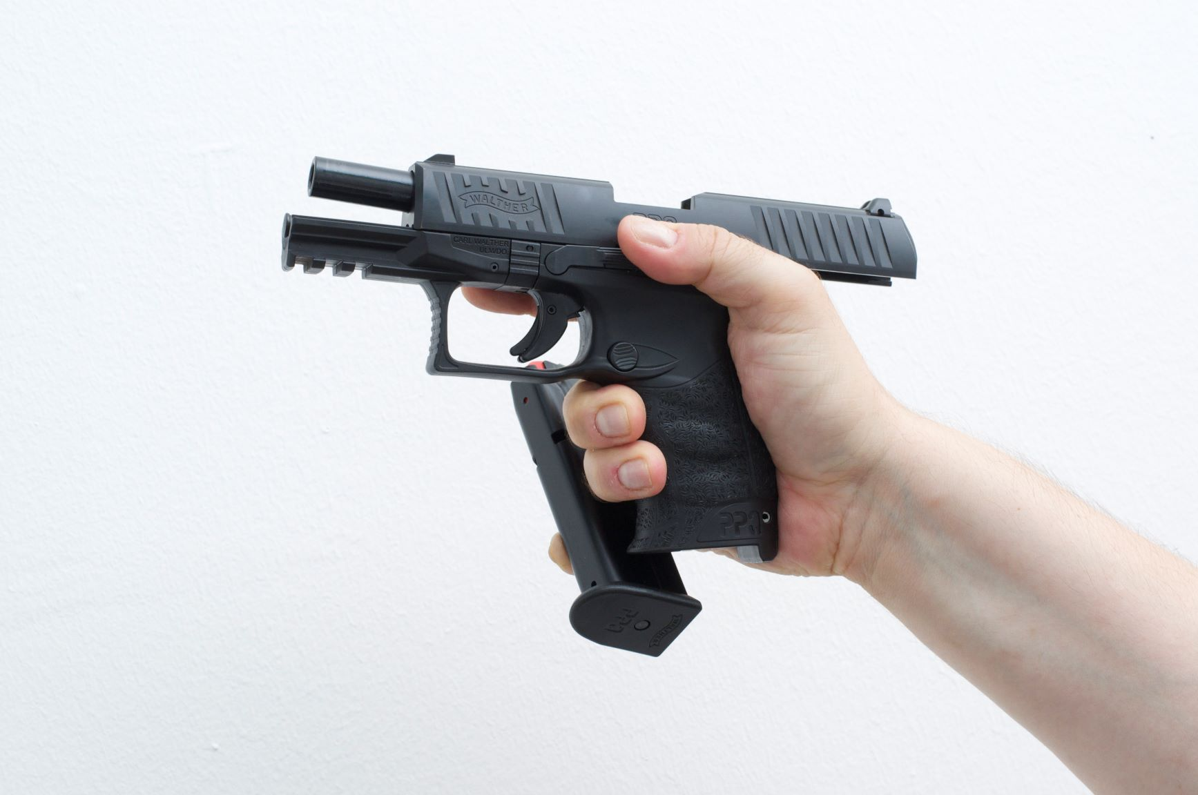 Prova Walther PPQ-M2