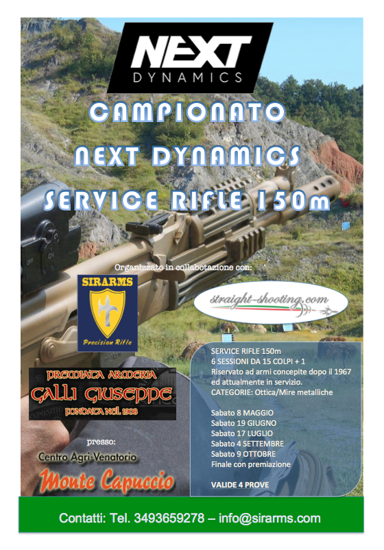 CAMPIONATI NEXT DYNAMICS